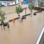 BAIERTAL – Kraichgau – Filmbeitrag – Katastrophenschutz – Ausnahmezustand – alle Geschäfte und Keller voll Wasser – ein Ortsteil von Wiesloch wird in seiner Ortsmitte ausgeschaltet