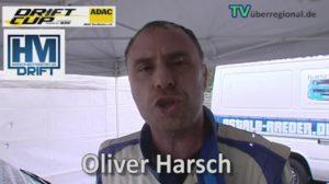 Oliver Harsch Motorsport bei dem ADAC Drift Cup - Interview auf dem Hockenheimring