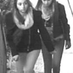POLIZEILICHE Öffentlichkeitsfahndung – Die Polizei Hamburg sucht zwei Einbrecherinnen – vielleicht sind die in Ihrem ORT UNTERWEGS