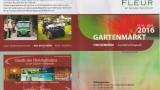 Petite Fleur 2016 der besondere Gartenmarkt in Hockenheim 05.05. – 08.05.2016 – Ankündigung