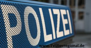 Heidelberg-Neuenheim : Streifenwagen beschmiert. Täter auf frischer Tat festgenommen