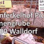 Spanferkelhof Pichler Walldorf – Appetit holen und vorbei kommen