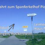 Spanferkelhof Pichler Walldorf – ANFAHRT zum SPANFERKELHOF