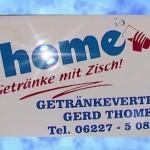 Thome Getränke Vertrieb Lieferservice St. Leon – Rot  – Werbespot