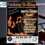 Rocking & Rolling II – Bikerfreunde Wiesloch – Event am 3. und 4.6.2016 zu Gunsten der Lebenshilfe Wiesloch e.V.