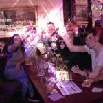 PUBLIC VIEWING bei Elias Lounge, Beckstrasse 14, Weinheim