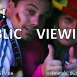 PUBLIC VIEWING im Fodys Fährhaus Ladenburg mit SOUND ANLAGE – WIE LIVE IM STADION vom 10.06 bis 10.07.2016