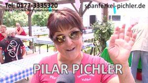 Spanferkelhof - Spanferkel Pichler - die Chefin spricht - PILAR PICHLER