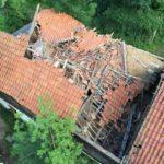 GEBÄUDEEINSTURZ in Wiesloch – Feuerwehr und THW Wiesloch im Einsatz