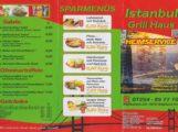 In Kirrlach gibt es ein Döner Istanbul Grillhaus – Heimlieferservice – beliebt bei Industrie und Verwaltung als auch Privatkunden