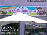 Kirrlacher Istanbul Grillhaus Döner Pizeria Hamburger Kirrlach Waghäusel mit Heimlieferservice