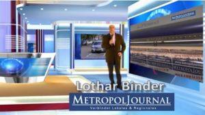 Metropoljournal TV - im Kopf der regionalen Bürger bleiben - Dauerwerbung ab Minipreisen mit TVüberregional