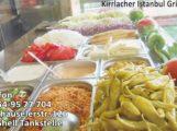 Kirrlach Döner Istanbul Grillhaus auch für VEGETARIER