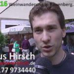 Infofilm Weinwanderung in Rauenberg am 04.09.2016