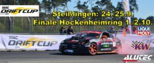 ADAC Drift Cup Finale Hockenheim Hockenheimring 2016