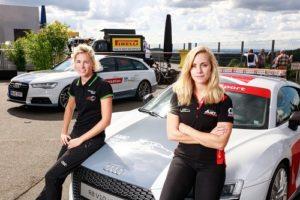 Frey und Åhlin-Kottulinsky - Jetzt sprechen die ADAC GT Masters-Ladys