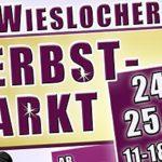 Wieslocher Herbstmarkt am 24. – 25. September 2016
