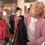 Baiertal – Uschis Modeshop – Modeschau – bei Kerwe in Wiesloch Baiertal – TV Filmbeitrag