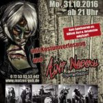 HALLOWEEN PARTY im MATZES PUB in MINGOLSHEIM 31.10.16 ab 21 Uhr