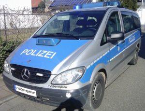 Bruchsal - Fünf Fahrzeuge der Stadtverwaltung in Brand gesetzt
