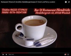 Restaurant Wiesloch Hendriks Heidelbergerstrasse 61 Event und Party Location