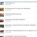 TVüberregional Werbe Infofilme - wichtige Neuigkeiten Gewerbetreibender aus Ihrer Region