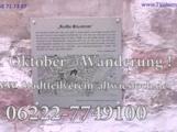 WICHTIG – Wiesloch – ANKÜNDIGUNG – Erst WANDERN in den Weinbergen dann waasch noch- Veschba am 10.10.2016 in Wimmers Landwirtschaft