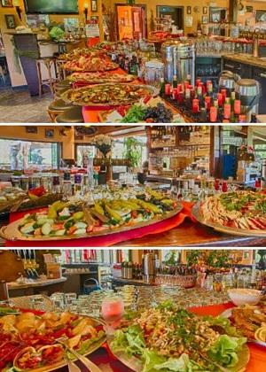 Restaurant Ladenburg Fodys gutes Essen günstig und viel