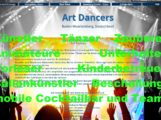 Tänzer – Zauberer – Sänger – Kinderbetreuer bei ART-DANCERS mieten