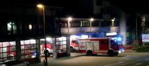 Wiesloch - Feuerwehr Einsatz - TVüberregional Kurzmeldung