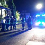 Neulußheim: Pkw fing Feuer