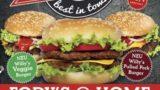 Fodys Heimlieferservice – Willys Burger – Fodys Home