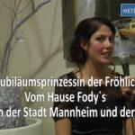 Kim I. Jubiläumsprinzessin der Fröhlich Pfalz – Vom Hause Fody – Prinzessin der Stadt Mannheim und der Kurpfalz