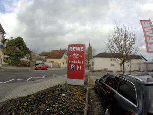REWE REILINGEN - dort shoppen wo es spaß macht