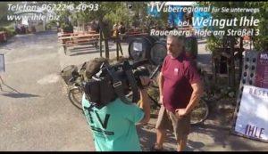 Neukunden werben - zeigen im internet - werbevideo - Weingut Ihle - Hoffest in Rauenberg im Kraichgau - TVüberregional FÜR SIE UNTERWEGS