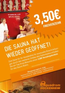 Hockenheim - Aquadrom Backstageführung - folgen Sie uns bei dem Rundgang TVüberregional