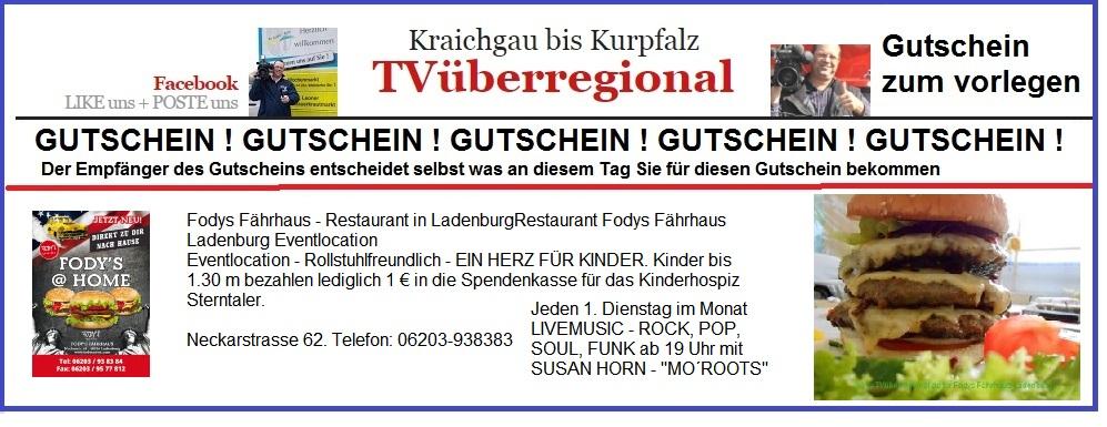 Fodys Fährhaus - Restaurant in Ladenburg willys-burger-fodys-faehrhaus-heimservice-gutschein