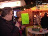 Wiesloch – Weihnachtsmarkt am 02.12.2016 – TVüberregional filmt kurz drüber