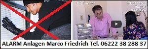 Alarm Anlagen Marco Friedrich Wiesloch Ringstrasse 23