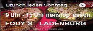Fodys Ladenburg Restaurant Rollstuhlfreundlich kinder essen für 1 euro fodys heimservice willys burger lieferservice -