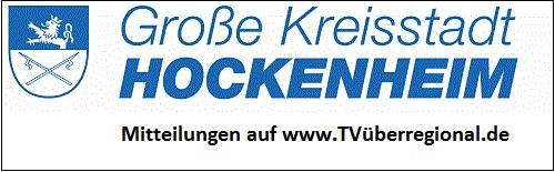 Hockenheim Stadtverwaltung: Dritte Stolpersteinverlegung 27.03.2019