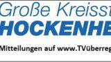 Hockenheim, Bürgerbüro am Samstag, 2. Juni, geöffnet