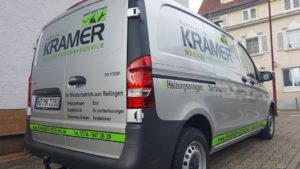 HEIZUNG - HEIZKÖRPER - WARM WASSER - SERVICE: KRÄMER REILINGEN vom Keller bis zum Dach - ein Mann vom Fach