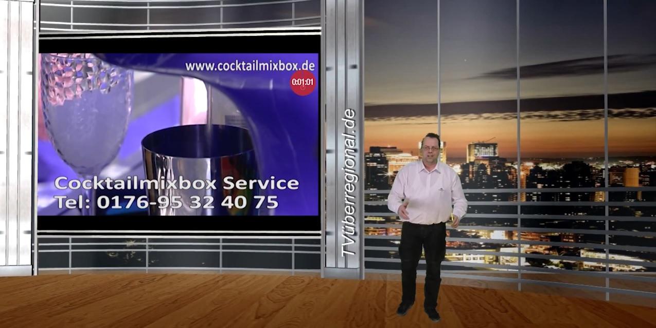 Mobile Cocktail Bar mit Team mieten - auch kostenlos für ...