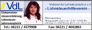 Heidelberg: Lohnsteuerhilfe Monika Heißler-Klug