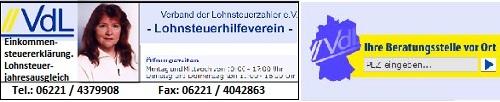 Heidelberg: Lohnsteuerhilfe Monika Heißler-Klug - Einkommensteuererklärung, uvm.