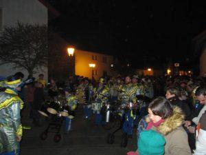 Impressionen - Bilder vom 2. Nachtumzug in Reilingen - TV Berichterstattung folgt