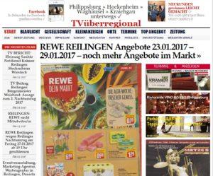 REWE REILINGEN Angebote 23.01.2017 – 29.01.2017 – noch mehr Angebote im Markt