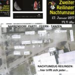 Gemeinde Reilingen Presseinformation Nr. 2/2017, Reilinger NACHTUMZUG – ich bin dabei