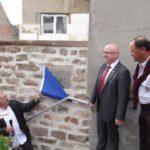 Wiesloch, Altwiesloch: Einweihung des Reisse Brunnen